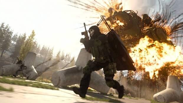 Число игроков в Call of Duty: Warzone превысило сто миллионов