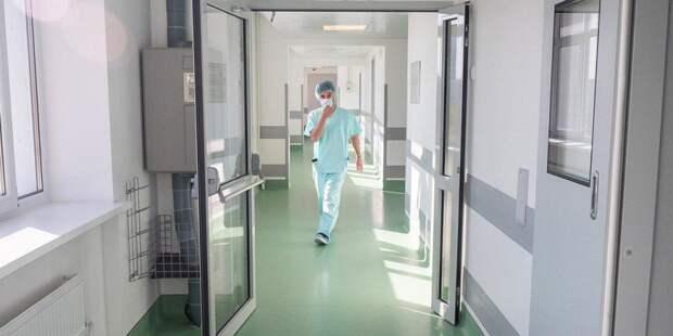 В поликлиники Москвы примут еще 500 новых узких специалистов. Фото: mos.ru