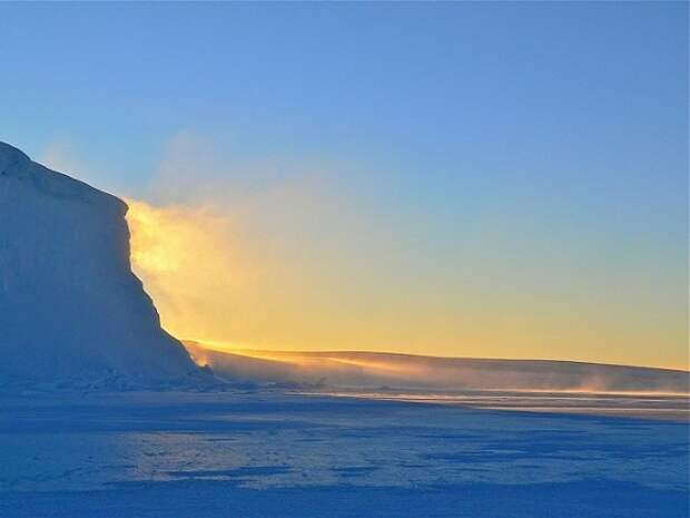 В Дании обеспокоены наращиванием военного присутствия России в Арктике