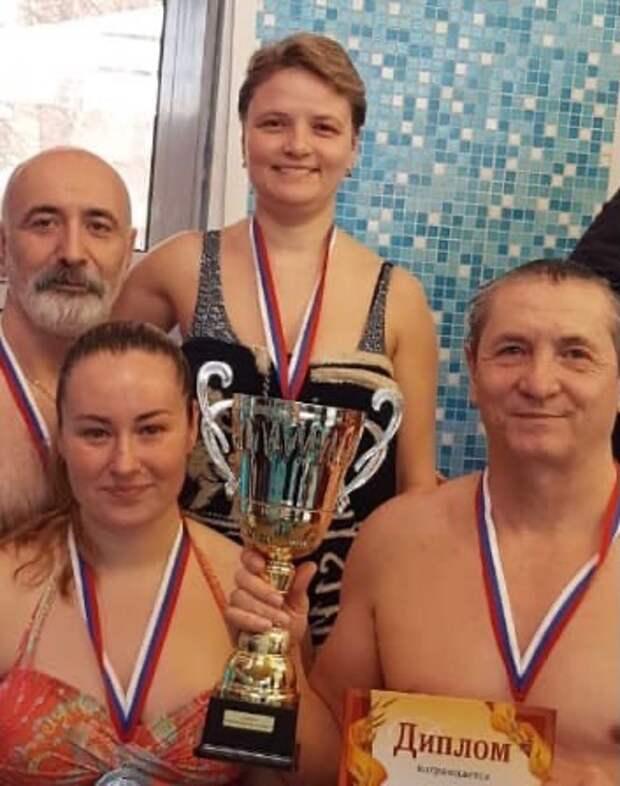 Фотокадр: команда из Северного завоевала серебро на Суперкубке префекта