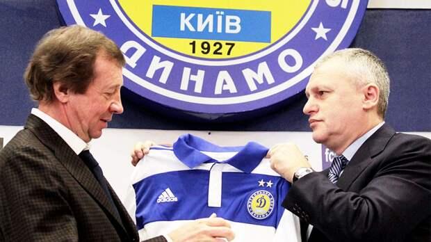 Президент киевского «Динамо»: «В«Локомотиве» люди хотят делить несвои деньги. Семин ихнеустраивает»