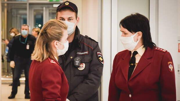Штраф заплатит контактный с ковидным больным мужчина, сбежавший из отеля в Ростове