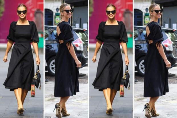Найдено идеальное летнее платье — с пышными рукавам...