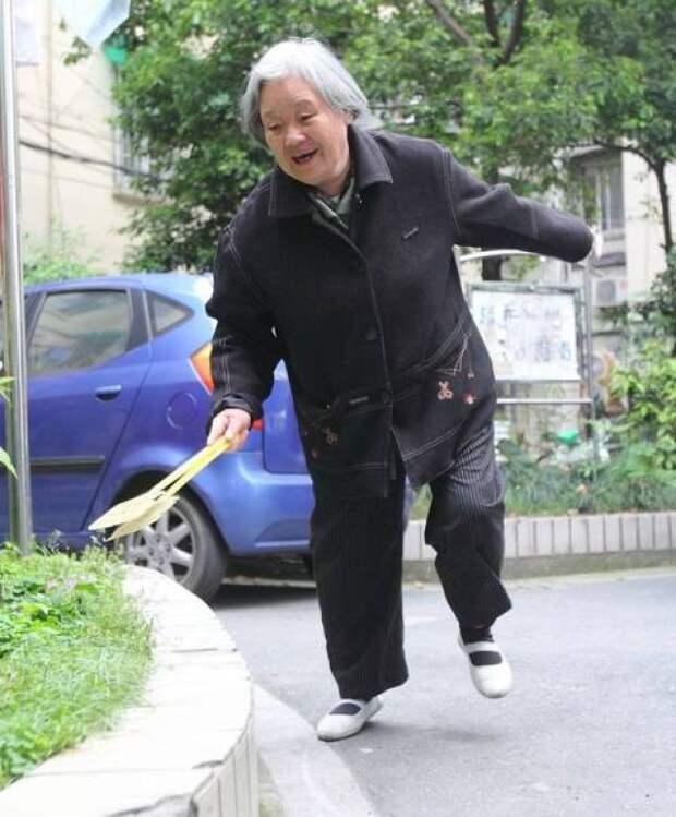 5. Руан Тан (Ханчжоу, Китай) пенсионеры, хобби