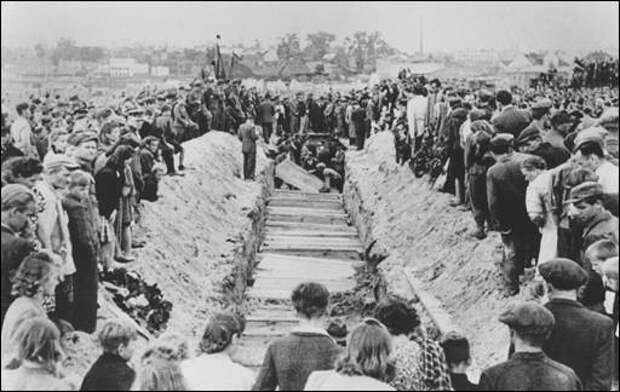 «Завершим работу Гитлера» – еврейский погром в польском городе Кельце