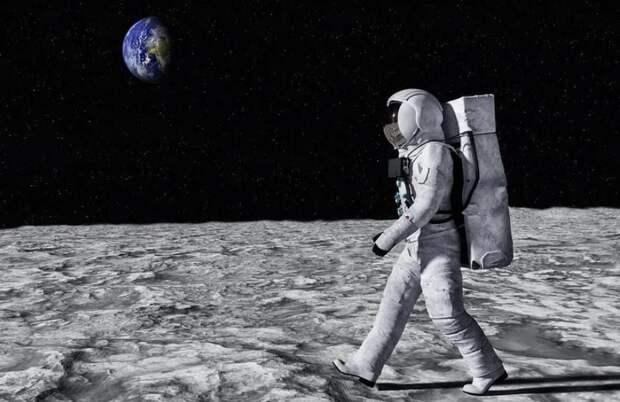NASA в 2024 году планирует высадить на Луне женщину-астронавта