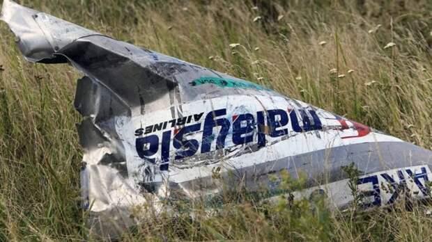 В скандале с новыми данными по делу MH17 обнаружено «второе дно»