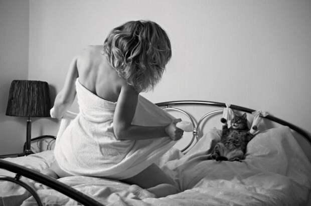Добрые и пушистые: исследование доказывает, что кошатницы вовсе не одинокие истерички