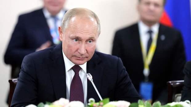 Путин в Сочи проведет несколько международных встреч