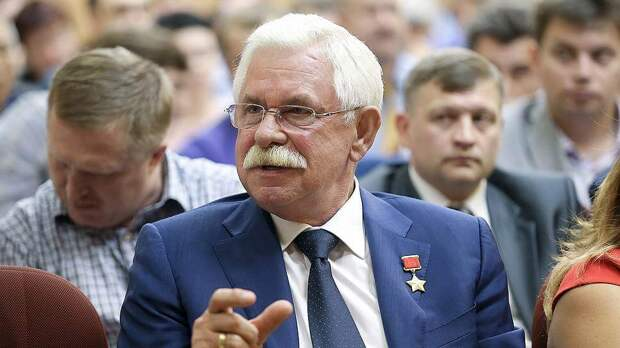 Александр Руцкой
