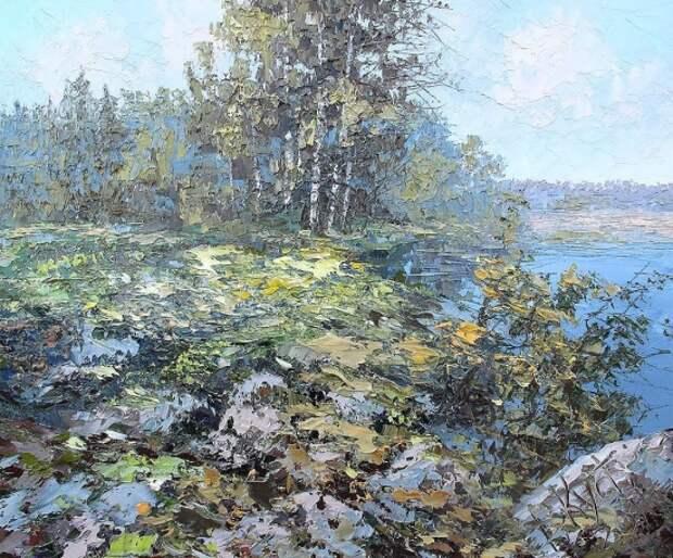 художник Дмитрий Кустанович картины – 14