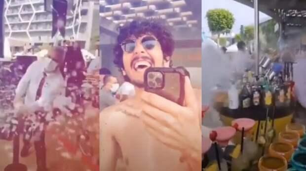 В Турции закрыли отель из-за туристов из Украины и России без масок