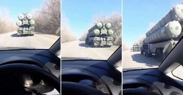 «Так начинаются войны»: британцы о появлении российских С-300 рядом с Украиной