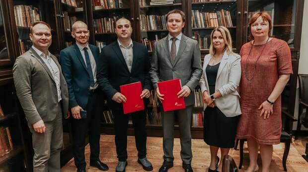 Мининский университет и Сбербанк заключили соглашение о партнерстве