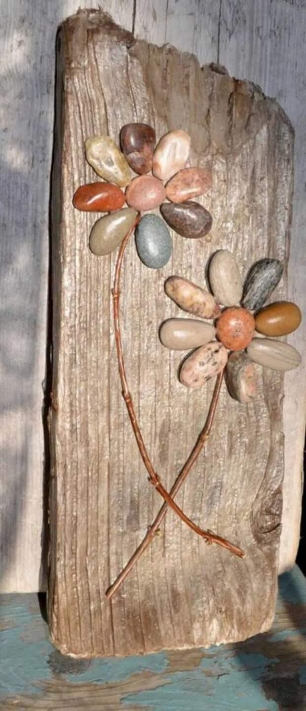 Идеи декора в деревенском стиле из доступных материалов