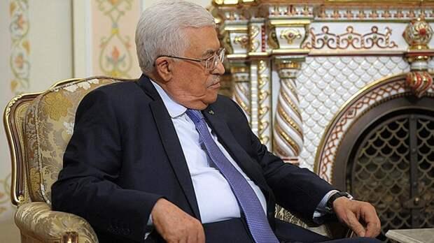 Президент Палестины призвал к организованным действиям против Израиля
