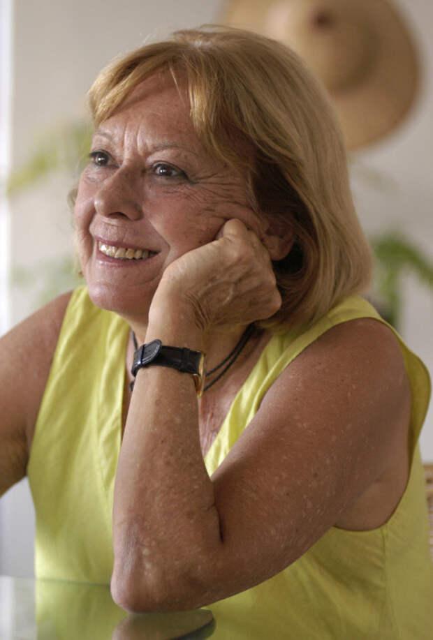 Лижиа Бужунга. / Фото: www.alma.se