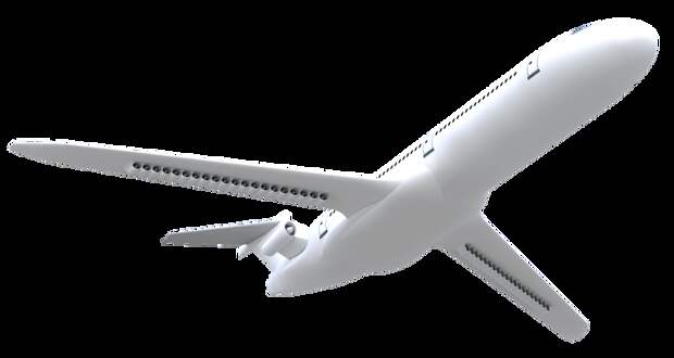 Каким будет первый гибридный авиалайнер