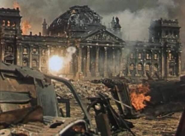 В Берлине против РККА воевали украинцы и азербайджанцы