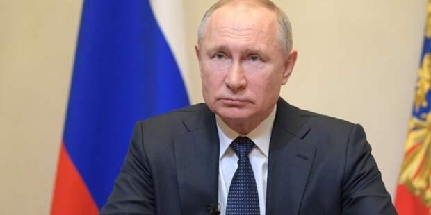 Путин оценил ситуацию с вакцинацией
