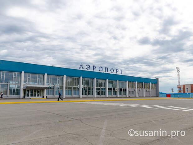 Аэропорт Ижевска сократил время работы