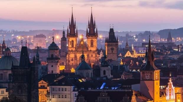 Территорию Чехии покинули 54 сотрудника дипмиссии России