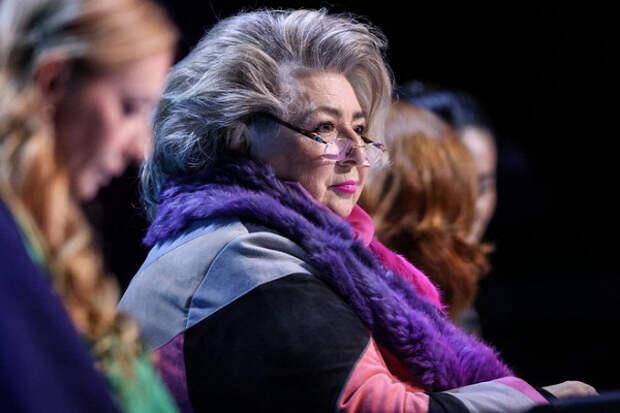 Тарасова заявила, что«давно быумерла» без«Ледникового периода»
