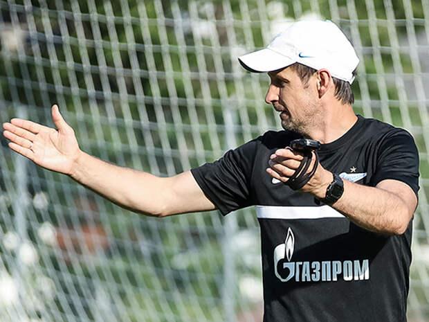 Смена главного тренера «Зенита» не произойдет раньше декабря