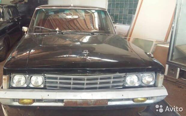 В Сети продают «лимузин Брежнева» за 54 млн рублей
