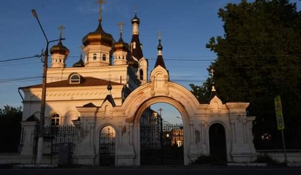 Мосгорнаследие согласовало проект реставрации интерьеров церкви Петра и Павла на Новой Басманной улице