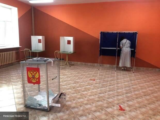 Явка на голосование по Конституции составила 28,46%
