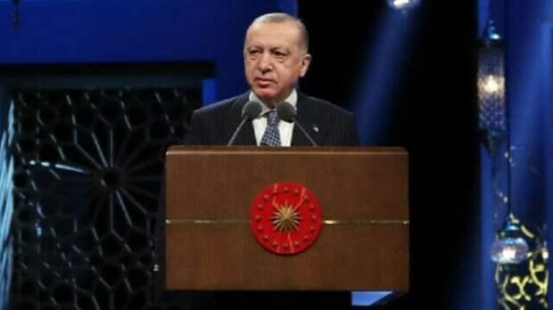 Эрдоган: Европа превращается для мусульман втюрьму под открытым небом