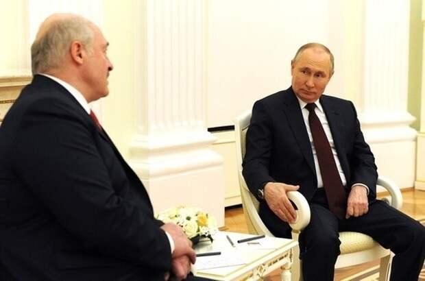 Путин: России и Белоруссии ещё есть о чём договариваться