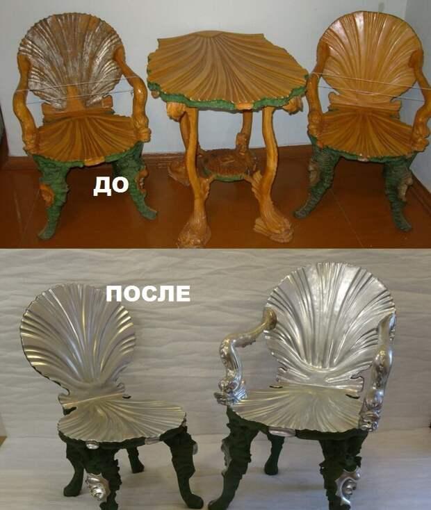Любимое кресло Анри Матисса (1869-1954)