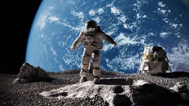 Руки прочь от Луны! «Роскосмос» обвинил США в попытке захвата других планет