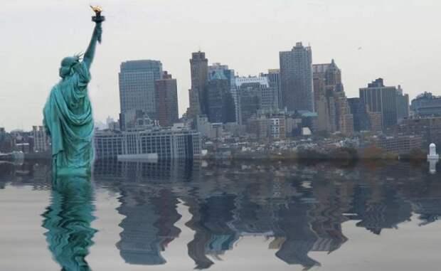 ВГосдепе испугались, что Россия вслучае войны может затопить города США
