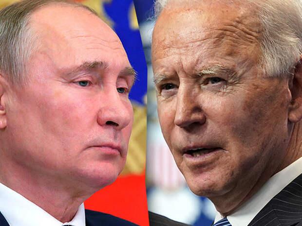 «Коммерсант» назвал вероятное место встречи Путина и Байдена