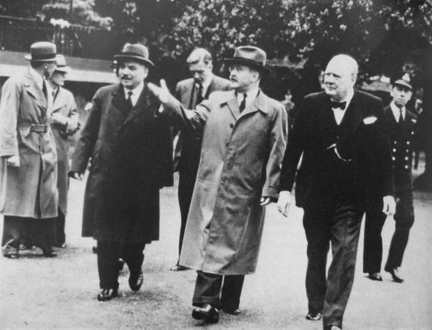 Сталинский маршал дипломатии