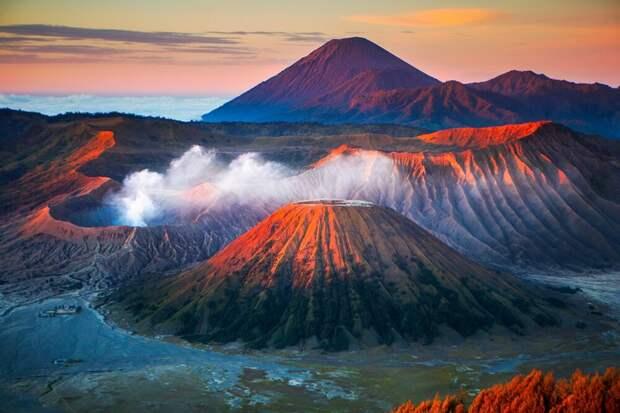 10 опасных мест на планете, в которых умудряются жить люди