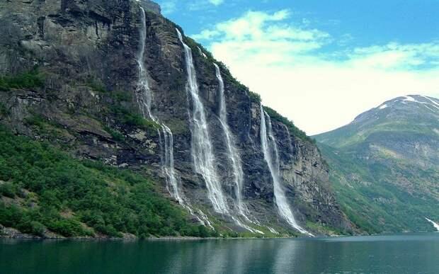 fjords38 Самые красивые фьорды Норвегии