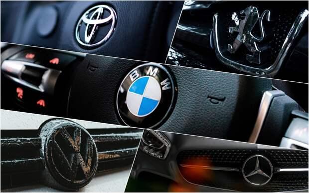 BMW — самый популярный автобренд в интернете. Но не в России