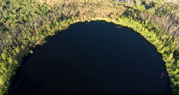 Бездонное озеро: ученые несколько веков пытаются измерить глубину озера, но не могут достичь дна