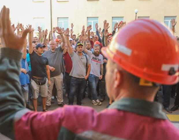 Белорусские рабочие