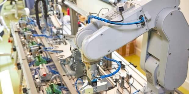 Сергунина: В Москве пройдут соревнования по робототехнике для школьников.Фото: М. Денисов mos.ru