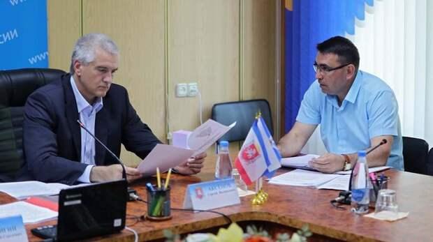 Власти Крыма предоставят план по восстановлению инфраструктуры после потопа