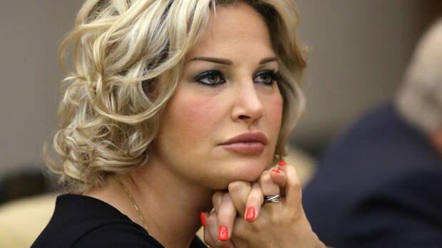 Максакова объяснила цель приезда вМоскву