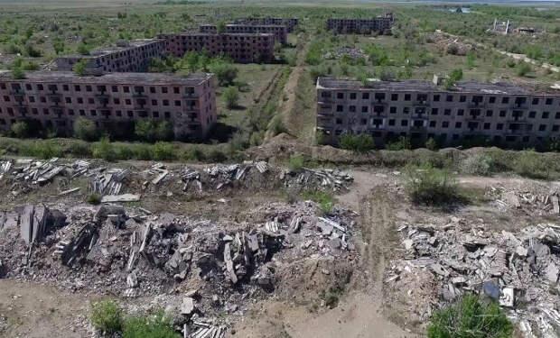 5 пустующих городов Казахстана: призраки в глубокой пустыне