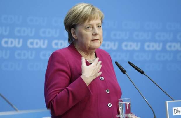 Немецкий политолог отметил уважительную позицию Меркель по отношению к РФ