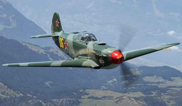 Почему лётчики люфтваффе боялись советских истребителей с красным носом