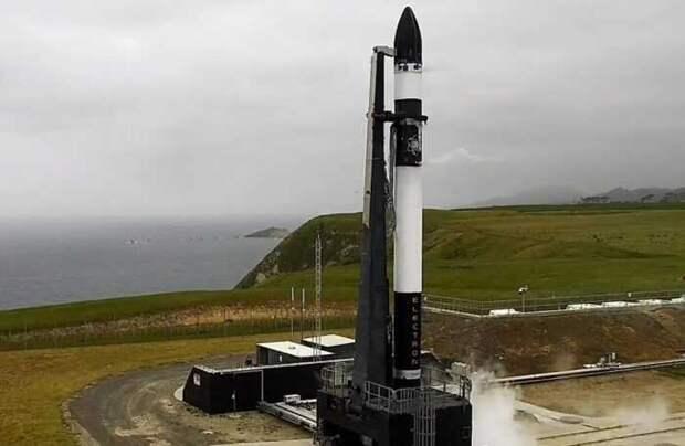Rocket Lab намерена завоевать космический рынок новой ракетой Neutron